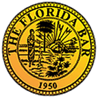 An icon of the Florida Bar