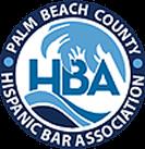 An icon of Palm Beach County Hispanic Bar Association
