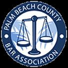 An icon of Palm Beach County Bar Association
